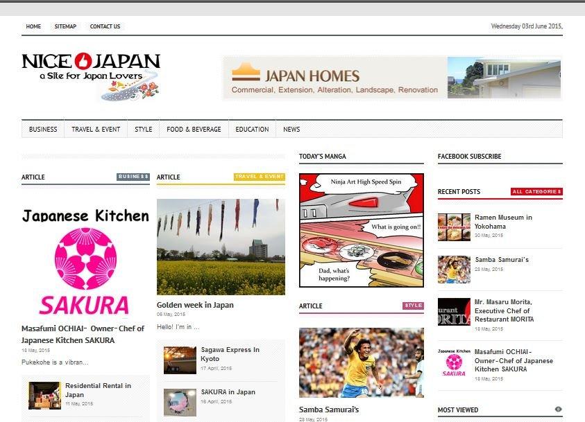 Nice Japan